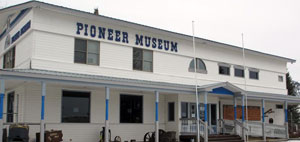 The Pioneer Museum Main Building